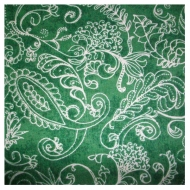 qrf-010-white-paisley-on-green-background
